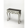 Guilbert Silver Console Table, Connoisseur's
