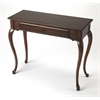 Plumley Plantation Cherry Console Table, Plantation Cherry
