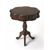 Bethnal Plantation Cherry End Table, Plantation Cherry