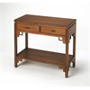 Honshu Caramel Console Table, Loft