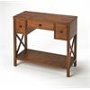 Warren Caramel Console Table, Loft
