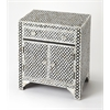 Vernais Mother Of Pearl Accent Chest, Mother of Pearl