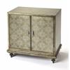 Noor Platinum Console Cabinet, Heritage
