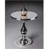BUTLER Accent Table, Nickel