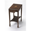 Gilbert Plantation Cherry Side Table, Plantation Cherry