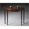 Chester Plantation Cherry Console Table, Plantation Cherry