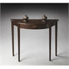 BUTLER Console Table, Espresso