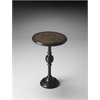 Selma Metal Accent Table, Metalworks