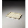 Grazie Leather Serving Tray, Hors D'oeuvres