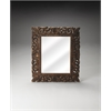 Butler Ferdinand Reclaimed Wood Wall Mirror, Artifacts