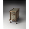 BUTLER Chairside Table, Heritage
