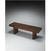 Hewett Solid Wood Bench, Loft