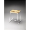 BUTLER Stool, White