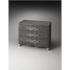 Palmetto Raffia Drawer Chest, Loft