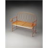 BUTLER Bench, Orange