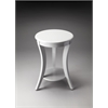 Butler Holden Gray Contemporary Accent Table, Gray