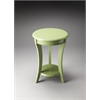 BUTLER Accent Table, Green