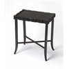 Butler Devon Black Licorice Tea Table, Black Licorice