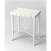 Butler Devon Cottage White Tea Table, Cottage White