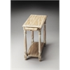 BUTLER Chairside Table, Driftwood