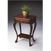 Channing Plantation Cherry Console Table, Plantation Cherry