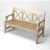 Gerrit Driftwood Bench, Driftwood