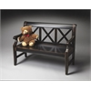 Butler Gerrit Midnight Rose Bench, Midnight Rose