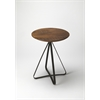 Industrial Chic Side Table, Industrial Chic