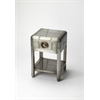 Butler Yeager Aviator Side Table, Industrial Chic