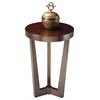 Butler Aphra Merlot Accent Table, Merlot