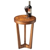 Aphra Olive Ash Burl Accent Table, Olive Ash Burl