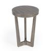 Butler Aphra Driftwood Accent Table, Driftwood