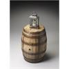 BUTLER Barrel Table, Praline