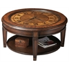Clock Cocktail Table, Heritage