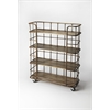 Antioch Industrial Chic Etagere, Industrial Chic