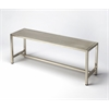 Tribeca Iron Bench, Metalworks
