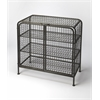 Diego Industrial Chic Cabinet, Industrial Chic