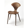 Metropolitan Mid-Century Modern Side Chair, Loft