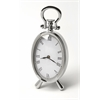 Constance Oval Desk Clock, Clock- Hors D'oeuvres