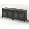 Oscar Industrial Chic Console Chest, Industrial Chic