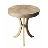 Gerard Driftwood Side Table, Driftwood