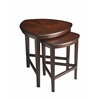Butler Finnegan Chocolate Nesting Tables, Chocolate