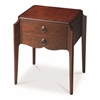 Butler Wilshire Plantation Cherry Accent Table, Plantation Cherry