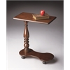 Mabry Plantation Cherry Mobile Tray Table, Plantation Cherry