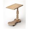 Mabry Driftwood Mobile Tray Table, Driftwood