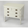 Easterbrook White Drawer Chest, White