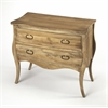 Rochelle Natural Drawer Chest, Natural Mango
