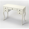 Alicia Cottage White Writing Desk, Cottage White