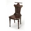 Castle Heirloom Valet Chair, Heirloom