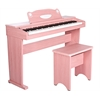 Fun1 Pink Childrens Pianos